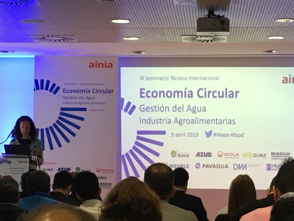 III Seminario Técnico Internacional Economía Circular en la Gestión del Agua de las Industrias Agroalimentarias