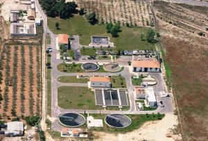 Estación Depuradora de Aguas Residuales Ibi (Alicante)